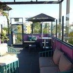 Top Deck Bar & Seating