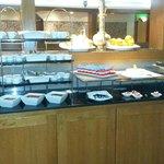 Il tavolo dei dolci