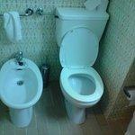 Bathroom + bidet