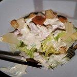 в лобби баре считают ,что это салат Цезарь