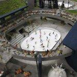 Eisstadion in der Schweiz