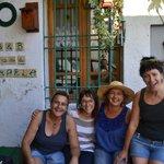 La Casa di Marla's friendly hosts