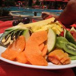 Salade de fruits l'Oasis