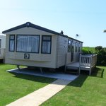 New for 2014 porthcurno 35 x 12 holiday home