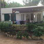 Le bungalow Méditerranée M02