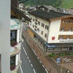 Panorama dalla stanza (IV piano)
