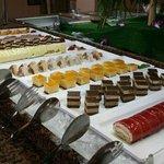 dessertenbuffet