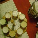 assaggi delle 8 birre