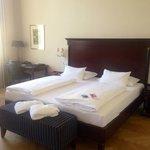 Tolle große Betten