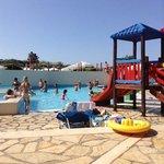 piscine des enfant