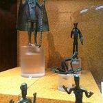Bronzetti di epoca nuragica al Museo Archeologico Nazionale