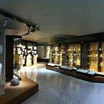 Veduta di un ambiente del Museo Archeologico Nazionale
