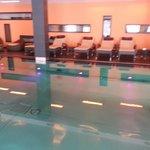 piscina interna centro benessere