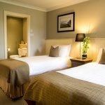 Twin Bedroom - 2 Bedroom Lodge