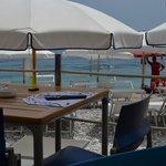 Spiaggetta dei Balzi Rossi - ristorante