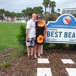 Hello from Clearwater Beach