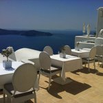 Dining at Astra Suites