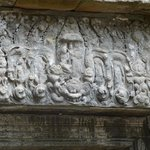 Relief and Mythological Story