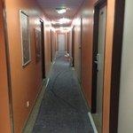 Второй этаж, второго корпуса.