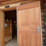 At Curona Hütte