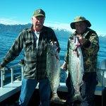 Early Season Salmon