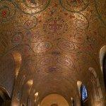 entrance ceiling