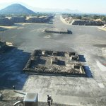From the top of pyramid