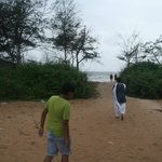 Way to beach