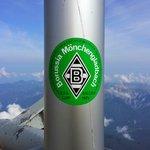 Zugspitze ist Borussenland