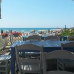ristorante spiaggia
