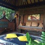 Petit salon pour lire ou mediter.....