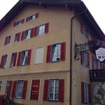 The Hotel Waltraud in Kochel am See