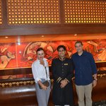 the unforgettable heritage hotel tour with interesting, eloquent and multi-talented viran