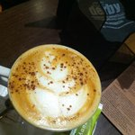 Café en Derby