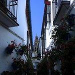 View towards Torre de Alminar