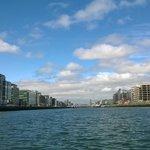Dublin on a clear day