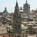 исторический центр Генуи