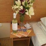 Приятнейший персонал, помог моему мужу организовать сюрприз