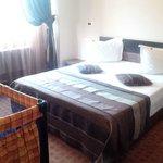 Bedroom & Baby cot - bed