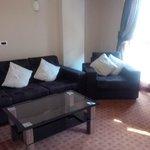 Living Room - Junior Suite