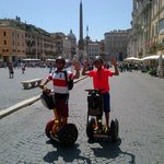 Rome by Segway