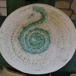 Keramikschuessel - Einzelstueck