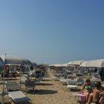 Riminirivazza Beach