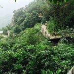 Geological Park area, Simingshan National Forest
