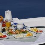 Sensationelles Frühstück