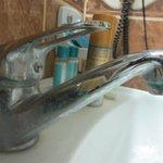 łłazienka-bateria umywalkowa