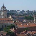 Rooftop Vilnius