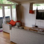 Morland Lodge lounge area