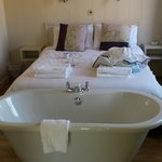 Morland Lodge Master bedroom
