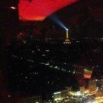 Overlooking Eiffel Tower